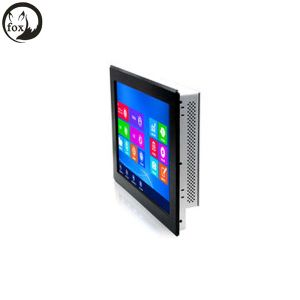"15 "" LCD Aluminum Alloy Industrial Panel PC with Touch Screen pictures & photos"