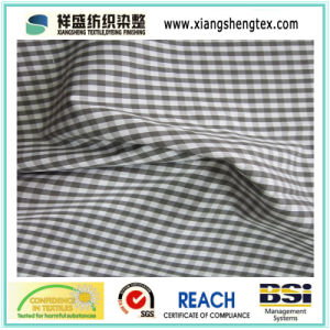 Yarn Dyed Nylon Cotton Fabric with Plaid (32S * 70D) pictures & photos