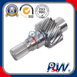 High Precision Gear Shaft pictures & photos