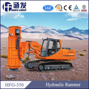 High Speed Hydraulic Rammers, Used in Bridge, Highway Construction pictures & photos