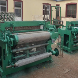 Welded Wire Mesh Roll Machine pictures & photos
