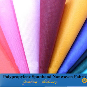 Factory Directly Selling PP Nonwoven Fabric (any color can make)
