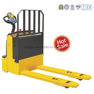 4t Electric Pallet Truck pictures & photos