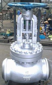 High Pressure ANSI Globe Valve pictures & photos