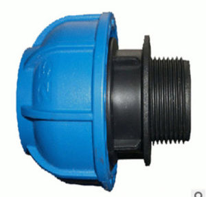 Compression Coupling PP Fitting for Agricultural Irrigation pictures & photos