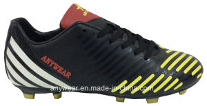 Soccer Footall Boots with TPU Outsole Sports Shoes (815-6510) pictures & photos