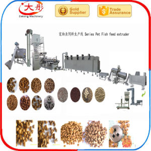 Hot Sale Dog Food Making Machine Extruder Production Line pictures & photos