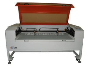 PVC Leather Plastic Fabric Laser Cutting Engraving Machine (WZ160100D)