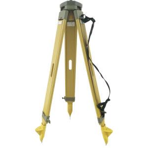 Wooden Tripod for Survey Instrument