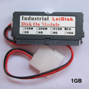 1GB Disk on Module Leidisk Industrial Dom 1g 40pin IDE Module pictures & photos