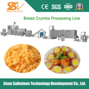 Panko Bread Crumbs /Husk/Chaff Machine Plant (SLG65/70/85) pictures & photos