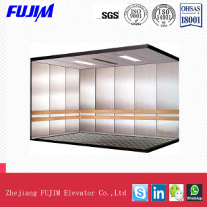 ISO Certification Cargo Freight Elevator with Good Quality pictures & photos