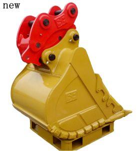 21t Excavator Bucket Hydraulic Quick Coupler pictures & photos