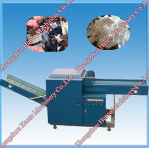 2017 New Design Old Cloth Recycling Machine With CO pictures & photos