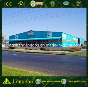 Steel Structure Warehouse with Gsg Certification (LS-S-032) pictures & photos