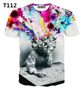 New 2014 Disign Custom Made 100% Cotton T Shirts pictures & photos