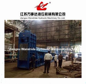 China Scrap Baler Shear Machine