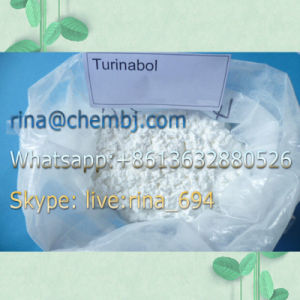 Anabolic Steroids 4-Chlorodehydromethyltestosterone Oral Turinabol CAS 2446-23-3 pictures & photos