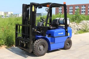 1-3.5 Ton LPG/ Gasoline Forklift pictures & photos