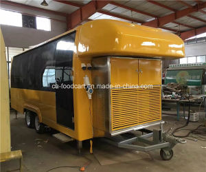 High Quality 5.6m Catering Trailer pictures & photos