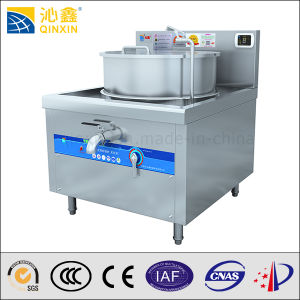 380V Big Industry Induction Soup Cooker for Hotel pictures & photos