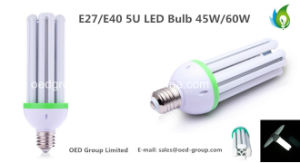 E40 E27 360 Degree 5u LED Bulb Light 45W and 60W pictures & photos