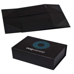 Logo Printed Folding Paper Gift Packing Boxes pictures & photos