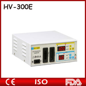 Ent Surgery Electrosurgical Generator/100W Electric Medical Instrument pictures & photos