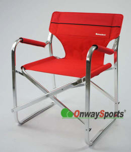 Hot Sale Aluminum Folding Camping Chairs with Four Colors
