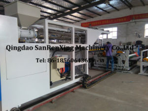TPU PVC Fabric Carpet Coating Machine pictures & photos