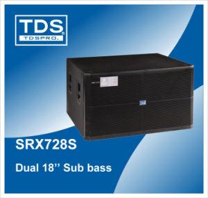 Subwoofer Speaker Srx728s pictures & photos