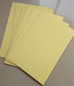 0.4mm Adhesive Rigid PVC Sheet for Photo Album pictures & photos