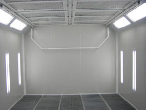 European Standard Auto Spray Paint Booth Maintenance Equipment pictures & photos