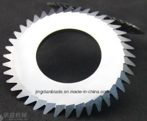Cemented Carbide Insert Cutting Blade