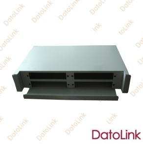 ODF Slidable Rack Mount Type Patch Panel 48 Cores pictures & photos