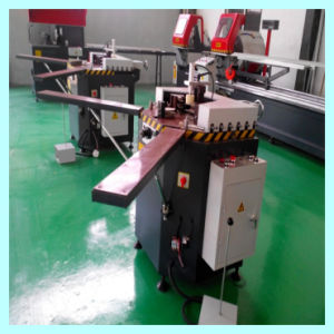 High Quality Aluminum Window and Door Single Head Combining Machine pictures & photos