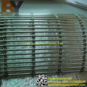 Decorative Metal Wire Mesh Building Facade Cladding pictures & photos