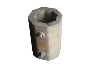 Wholesale Good Quality ISO9001painting Cast Iron Ingot Mould pictures & photos