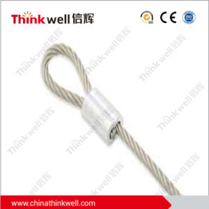 Factory Price Wire Rope Aluminum Sleeve pictures & photos