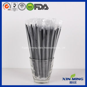 Film Wrapped Coffee Stirrer, Straight Plastic Drinking Straw (ST010) pictures & photos