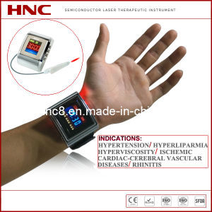High Blood Pressure Semiconductor Laser Treatment Wrist Type (HY30-D) pictures & photos