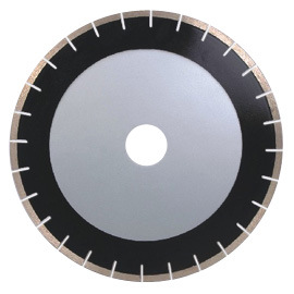 Newly Technology Marble Diamond Cutting Saw Blade (Silent Body, Fan-Shaped Segments) pictures & photos