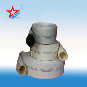 PVC Lining Fire Fighting Hose Material pictures & photos