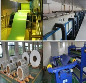 Chinese Manufacturer Blue Coating Thermal CTP Plate pictures & photos