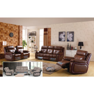 Modern Home Furniture Recliner Sofa 6041 pictures & photos