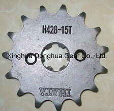 Free Shipping, Refires Motorcycle Horizontal Engine 420/428/12/13/15 Small Sprocket Flywheel pictures & photos
