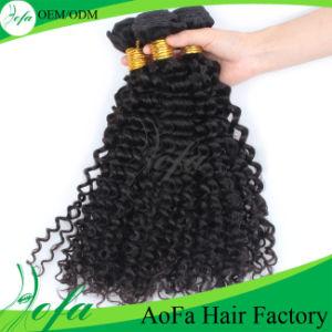 Deep Wave 7A/8A Virgin Human Hair Extension Remy Brazilian Hair pictures & photos