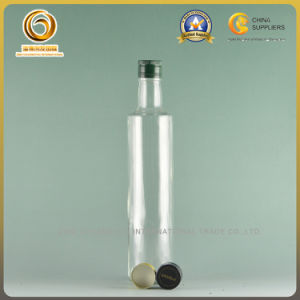 Hot Sale Marasca 500ml Clear Olive Oil Glass Bottles (103) pictures & photos