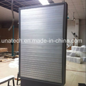 LED Aluminium Frame Display Backlit Film PP Paper Scrolling Billboard Outdoor Advertising Medial Light Box pictures & photos