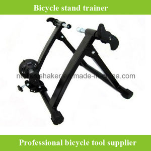 Cheaper Top Quality Indoor Steel Bike Bicycle Trainer Exercise Bike pictures & photos